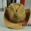 (Pre-order) หมวกปีกกว้าง หมวกสาน ป้องกันแดด สำหรับกิจกรรมกลางแจ้ง เที่ยวทะเล สีกากี thumbnail 2