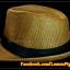หมวกสาน ทรงไมเคิล สีน้ำตาลเข้ม ขอบเรียบ แถบดำ ฮิตๆ !!! thumbnail 1