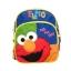 z Backpack Sesame Street Elmo 10 Inches Toddler - Elmo Ha Ha Ha เซซามี่ สตีท กระเป๋าเป้ กระเป๋าสะพายน่ารัก ของแท้ นำเข้าจากอเมริกา thumbnail 1