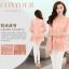 (Pre-Order) เสื้อลูกไม้ชีฟองแขนยาว สีพื้น เสื้อทำงานหรือลำลอง แฟชั่นเสื้อลูกไม้สไตล์เกาหลีปี 2014 thumbnail 5