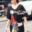 Seoul Secret Say's .... Olivia Squin Dress Material : มินิเดรสผ้ายืด น่ารักๆ ด้วยงานเย็บแต่งด้วยลายโอลีฟ เติมความสวยด้วยงานแต่งวิ้งสีแดงที่ตัวลาย ใส่ชิลล์ในวันสบายๆ เหมาะมากคะ เติมด้วยรองเท้าเก๋ๆ ซักคู่ก็ดูดีชิคมากคะ thumbnail 3