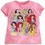 zDisney Princess tee for girls(size 4)(พร้อมส่ง) thumbnail 1