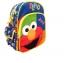 z Backpack Sesame Street Elmo 10 Inches Toddler - Elmo Ha Ha Ha เซซามี่ สตีท กระเป๋าเป้ กระเป๋าสะพายน่ารัก ของแท้ นำเข้าจากอเมริกา thumbnail 2