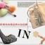 (Pre-order) กระเป๋าหนังแท้ กระเป๋าสะพายผู้หญิง หนังแท้ปั้มลายหนังงู แบบคลาสสิค สไตล์ยุโรป อเมริกา สีเบจ thumbnail 4