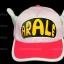 หมวก ARALE อาราเล่ สีชมพูอ่อน-เข้ม 2 tone thumbnail 3