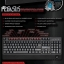 SIGNO E-Sport PEGASUS Semi Mechanical Gaming Keyboard Rubber Dome KB-739 thumbnail 2