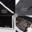 สินค้าพร้อมส่ง 한국에 의해 설계된 2Sister Made, Black Elegant Beauty Charming Dress เดรสสีดำลุคเรียบหรู เนื้อผ้าpolyesterสีดำเกรดดี กุ้นแต่งขอบสีขาวเก๋ๆ ช่วงบนทรงoversized แขนบานสวย เอวจั้ม แต่งประดับเลื่อมวิบวับช่วงเอวสวยมากค่ะแพทเทิร์นเข้ารูปเป็นทรงสวย สามารถใส thumbnail 7