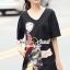 Seoul Secret Say's .... Olivia Squin Dress Material : มินิเดรสผ้ายืด น่ารักๆ ด้วยงานเย็บแต่งด้วยลายโอลีฟ เติมความสวยด้วยงานแต่งวิ้งสีแดงที่ตัวลาย ใส่ชิลล์ในวันสบายๆ เหมาะมากคะ เติมด้วยรองเท้าเก๋ๆ ซักคู่ก็ดูดีชิคมากคะ thumbnail 1