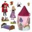 Z Sleeping Beauty Mini Castle Play Set thumbnail 2