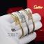 พร้อมส่ง ~ Cartier Bracelet กำไลตะปูงานไฮเอนจิวเวอรี่ รุ่น Must Have Item งานเกรดดีสุดๆ thumbnail 8