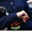 เดรสยีนส์ คอปก แขนยาว พิมลายมิกกี้เม้า แหวกด้านข้าง thumbnail 12