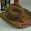 (Pre-order) หมวกปีกกว้าง หมวกสาน ป้องกันแดด สำหรับกิจกรรมกลางแจ้ง เที่ยวทะเล สีกาแฟ thumbnail 2