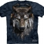 Pre.เสื้อยืดพิมพ์ลาย3D The Mountain T-shirt : DJ Fen thumbnail 1