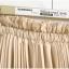กระโปรงพลีท ผ้าชีฟองเนื้อบางเบา ยาว 82 cm. ฟรีไซส์ สีดำ thumbnail 8