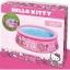 ( Kitty Easy Set Pool ) , Age3+ สระน้ำอีซี่เซ็ท ลายคิตตี้ สีชมพู 28104 ลายคิตตี้ สีชมพู คิตตี้แท้ ลิขสิทธิ์แท้ thumbnail 4