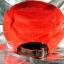 หมวก Cap สีแดง LEVI'S โซ่ห้อย หมุดกระดุม เท่ห์มากๆ thumbnail 4