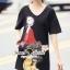 Seoul Secret Say's .... Olivia Squin Dress Material : มินิเดรสผ้ายืด น่ารักๆ ด้วยงานเย็บแต่งด้วยลายโอลีฟ เติมความสวยด้วยงานแต่งวิ้งสีแดงที่ตัวลาย ใส่ชิลล์ในวันสบายๆ เหมาะมากคะ เติมด้วยรองเท้าเก๋ๆ ซักคู่ก็ดูดีชิคมากคะ thumbnail 6