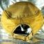 หมวก Cap ผ้าสีน้ำตาลโทนเหลือง ลายปักสีเหลืองทอง LEVI'S เท่ห์มากๆ thumbnail 4