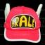 หมวก ARALE อาราเล่ สีชมพูเข้ม thumbnail 3