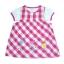 เสื้อผ้าเด็กหญิง กระโปรง สีชมพูน่ารัก ขนาด 3 6 9 เดือน thumbnail 1