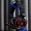 SIGNO E-Sport HP-816 MONOCEROS 7.1 Surround Sound Vibration Gaming Headphone (มีไฟLED) thumbnail 2