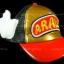 หมวก ARALE อาราเล่ หนังแก้ว สีทอง - แดง thumbnail 1