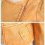 Pre-Order เสื้อแจ็คเก็ตหนังผู้หญิง สีเหลือง หนังด้าน แต่งซิปหน้าและกระเป๋า คอจีน แขนยาว แฟชั่นเสื้อกันหนาวสไตล์เกาหลี thumbnail 2