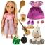 Gift Set Rapunzel Doll - Disney Animators' Collection ราพันเซล กิ๊ฟเซ็ต ของแท้ นำเข้าจากอเมริกา thumbnail 1