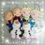 Plush Purse Elsa - Frozen from Disney USA ของแท้100% จากอเมริกา กระเป๋าตุ๊กตา ปากปิ๊กแป็ก มีสายโซ่ น่ารักน่าใช้มากๆ thumbnail 3