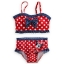 z Minnie mouse red swimsuit for girls-2-price(size 5/6)(พร้อมส่ง) thumbnail 1