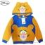 ( Size S-M-L ) Jacket Disney Tigger เสื้อแจ็คเก็ต เสื้อกันหนาวแขนยาว เด็กผู้ชาย สกรีนลาย ทิกเกอร์ สีส้ม รูดซิป มีหมวก(ฮู้ด)สีส้ม ใส่คลุมกันหนาว กันแดด ใส่สบาย ดิสนีย์แท้ ลิขสิทธิ์แท้ thumbnail 5