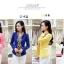 Pre-Order เสื้อสูทแฟชั่นเกาหลี เสื้อสูทเข้ารูป แขนยาว ซับในครึ่งตัว ไม่มีปก สีลูกกวาด สีดำ thumbnail 5