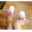 ถุงเท้าเด็กแบบยาวสีชมพู thumbnail 2