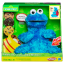 z Sesame Street Count and Crunch Cookie Monster Plush Habro thumbnail 2