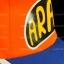 หมวก ARALE อาราเล่ สีส้ม thumbnail 5