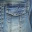 Pre-Order ขุดเสื้อแจ็คเก็ตยีนส์คอปกแขนสามส่วน เอวลอย แบบเข้ารูป ยีนส์ฟอก แฟชั้นนเกาหลี thumbnail 10