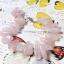 ++ Rose Quartz โรสควอซ สีชมพูอ่อนทรงหินเสี้ยว ++ thumbnail 7