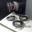 พร้อมส่ง ~ Swarovski Bracelet ข้อมือหนังกลับงานชวารอฟสกี้ thumbnail 2
