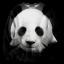เสื้อยืดพิมพ์ลาย MR.GUGU & Miss GO : Panda Sweater thumbnail 1
