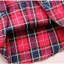 [พร้อมส่ง] เสื้อเชิร์ตลายสก๊อต มีสีแดง/ส้มชมพูพีซ/เขียวน้ำเงิน thumbnail 16