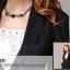 Pre-Order เสื้อสูททำงาน เสื้อสูทผู้หญิง สูทลำลอง สูทคอวี คอปก แขนสามส่วน แฟชั่นชุดทำงานสไตล์เกาหลีปี 2014 สีดำ thumbnail 6