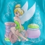 z Tinker Bell in Pastels Tee for Girls(size4) thumbnail 2