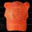 หมวกกากเพชร สีแดง Bear หูหมี thumbnail 2