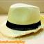 หมวกสาน ทรงไมเคิล สีขาวครีม รอบลุ่ย สดเท่ห์ ฮิตๆ !!! thumbnail 1