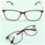 กรอบแว่นตา LENMiXX S Pink thumbnail 1