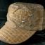 หมวก Cap สีน้ำตาล ลายปักสีน้ำตาลเข้ม LEVI'S เท่ห์มากๆ thumbnail 3