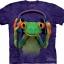Pre.เสื้อยืดพิมพ์ลาย3D The Mountain T-shirt : DJ Peace thumbnail 1