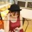 [พร้อมส่ง] หมวกชาลี : ผ้าสักหลาด ทรงกลม thumbnail 18