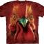 Pre.เสื้อยืดพิมพ์ลาย3D The Mountain T-shirt : Big Cock Head thumbnail 1