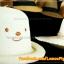 หมวกสาน หน้ายิ้ม สีขาวปีกรอบม้วน น่ารักมากกกกก !!! thumbnail 5